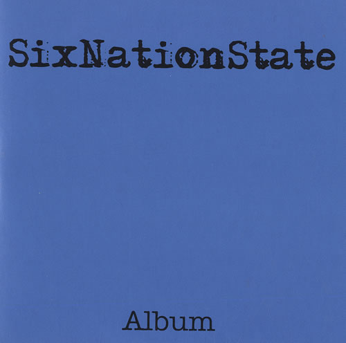 SixNationState Sixnationstate CD album (CDLP) UK 6NSCDSI472027