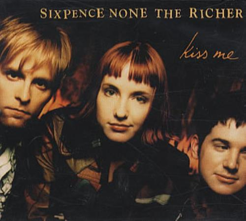 Sixpence None The Richer Kiss Me Us Cd Single Cd5 5