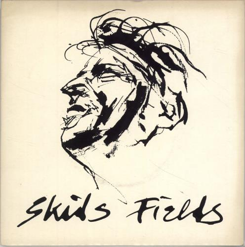 "Skids Fields - Sleeve Two 7"" vinyl single (7 inch record) UK SKD07FI701280"