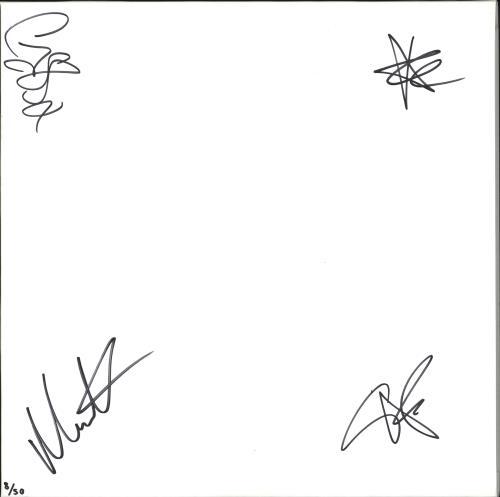 Skunk Anansie 25Live@25 - Test Pressing - Autographed + Numbered 3-LP vinyl record set (Triple Album) UK SKU3LLI717372