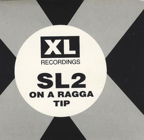 "SL2 On A Ragga Tip CD single (CD5 / 5"") UK SL2C5ON369123"