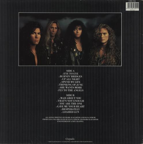 Slaughter Stick It To Ya vinyl LP album (LP record) UK SLTLPST760801
