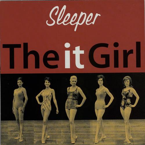 Sleeper The It Girl vinyl LP album (LP record) UK SLPLPTH352307