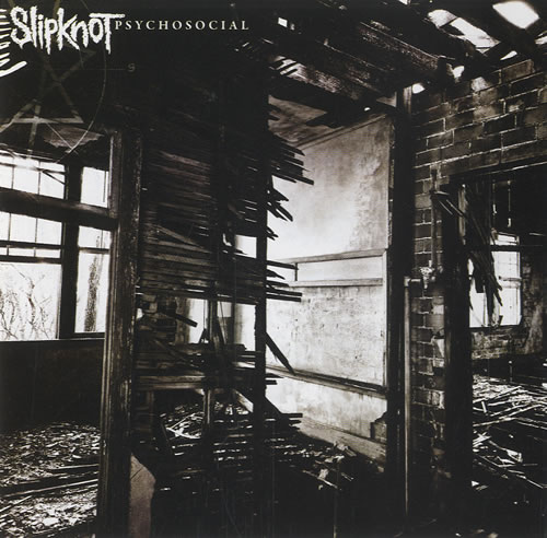 Slipknot Psychosocial Us Promo Cd Single Cd5 5 Quot 456942