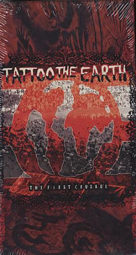 Slipknot Tattoo The Earth: The First Crusade EPK video (VHS or PAL or NTSC) US PKTVITA369229
