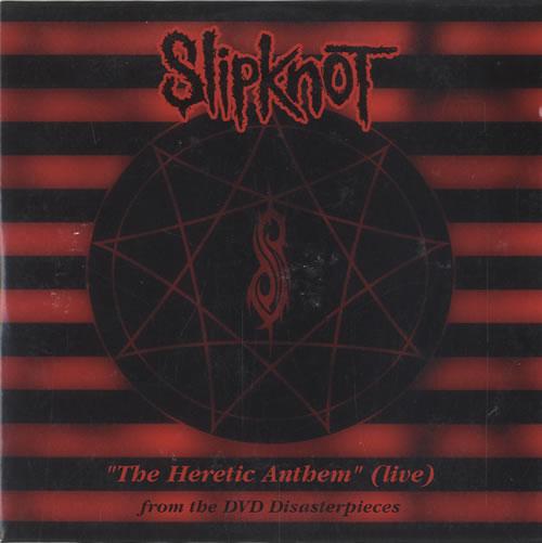Slipknot singles