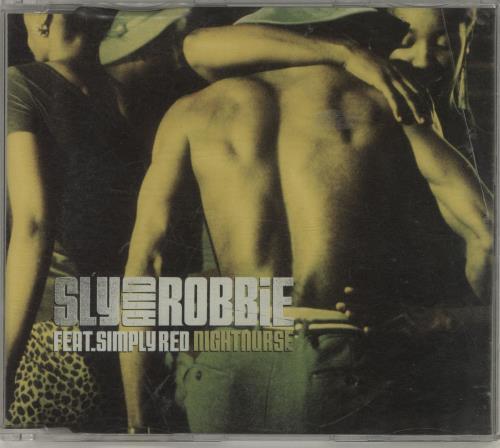 Sly & Robbie Nightnurse 2-CD single set (Double CD single) UK S&R2SNI680379