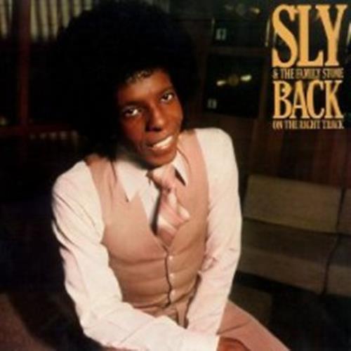 Sly & The Family Stone Back On The Right Track CD album (CDLP) UK SFSCDBA500658