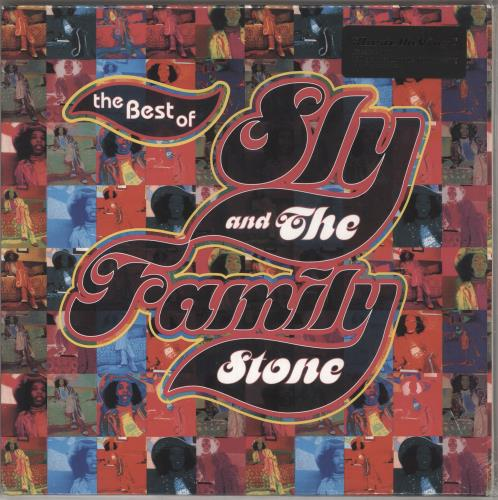 Sly & The Family Stone The Best Of Sly And The Family Stone 2-LP vinyl record set (Double Album) UK SFS2LTH728417