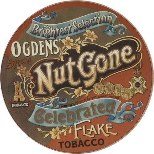 Small Faces Ogdens' Nut Gone Flake - 2nd vinyl LP album (LP record) UK SMFLPOG188748