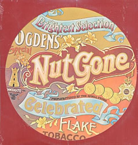 Small Faces Ogdens' Nut Gone Flake - Sealed vinyl LP album (LP record) US SMFLPOG211582