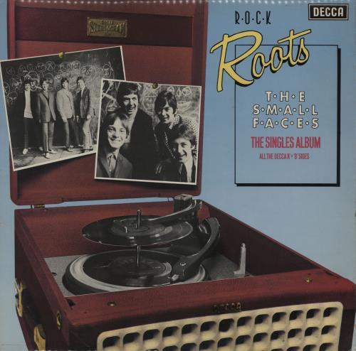 Small Faces Rock Roots - 1st - EX vinyl LP album (LP record) UK SMFLPRO758472