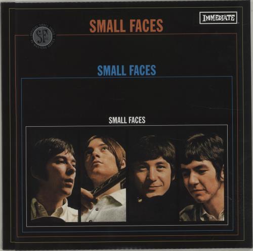 Small Faces Small Faces - 180gm - Sealed vinyl LP album (LP record) German SMFLPSM677091
