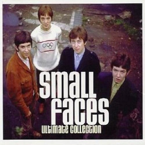 Small Faces Ultimate Collection Uk 2 Cd Album Set Double