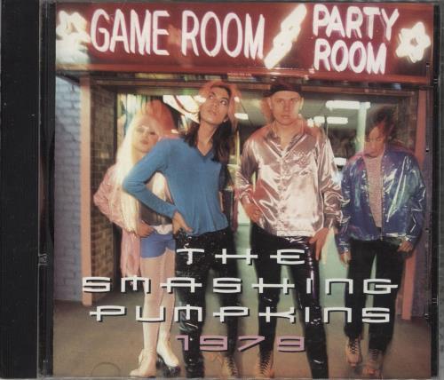 """Smashing Pumpkins 1979 - Nineteen Seventy Nine CD single (CD5 / 5"""") US SMPC5NI291238"""