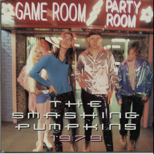 "Smashing Pumpkins 1979 - Nineteen Seventy Nine 12"" vinyl single (12 inch record / Maxi-single) UK SMP12NI85444"