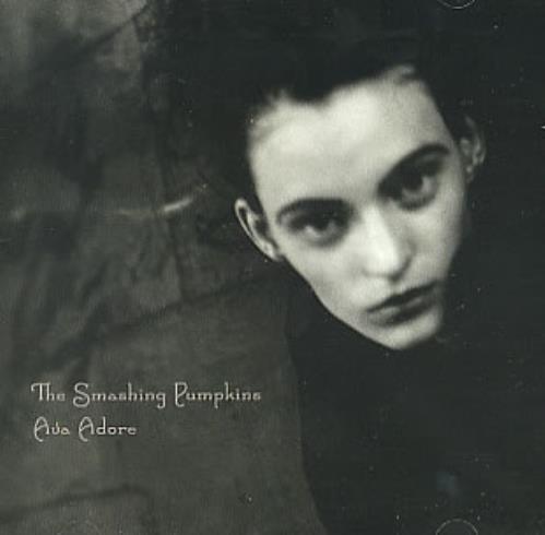 """Smashing Pumpkins Ava Adore CD single (CD5 / 5"""") US SMPC5AV113794"""