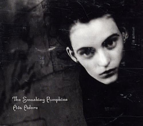 """Smashing Pumpkins Ava Adore CD single (CD5 / 5"""") UK SMPC5AV114426"""