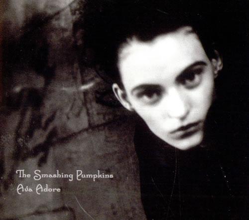 """Smashing Pumpkins Ava Adore CD single (CD5 / 5"""") UK SMPC5AV508339"""