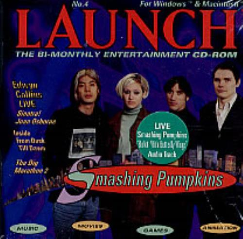 Smashing Pumpkins Bullet With Butterfly Wings CD-ROM US SMPROBU199453