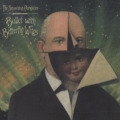"""Smashing Pumpkins Bullet With Butterfly Wings CD single (CD5 / 5"""") US SMPC5BU241127"""