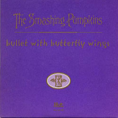 "Smashing Pumpkins Bullet With Butterfly Wings CD single (CD5 / 5"") UK SMPC5BU54781"