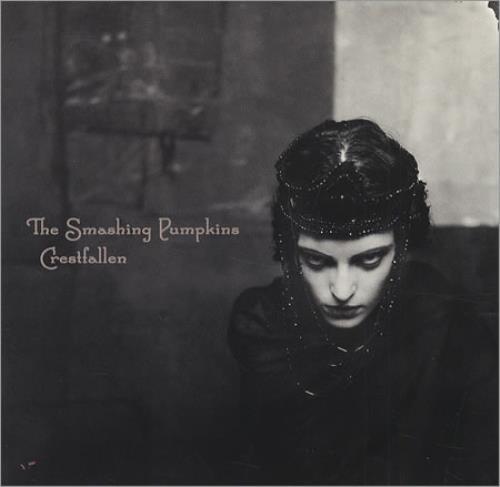 "Smashing Pumpkins Crestfallen CD single (CD5 / 5"") US SMPC5CR128403"