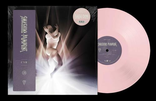 Smashing Pumpkins CYR - Baby Pink - Sealed 2-LP vinyl record set (Double Album) UK SMP2LCY757280