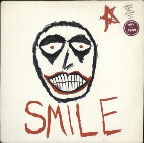 "Smashing Pumpkins Disarm - Hype Stickered - EX 12"" vinyl single (12 inch record / Maxi-single) UK SMP12DI50721"