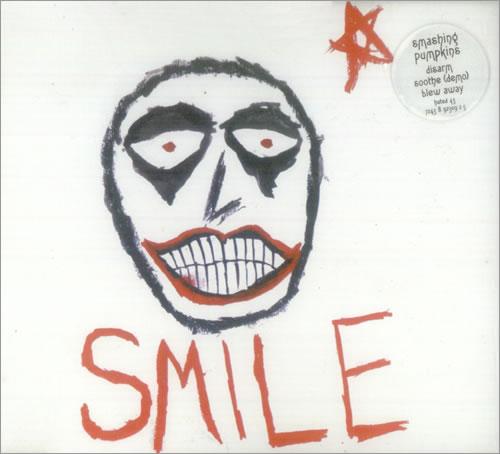 "Smashing Pumpkins Disarm CD single (CD5 / 5"") UK SMPC5DI53933"