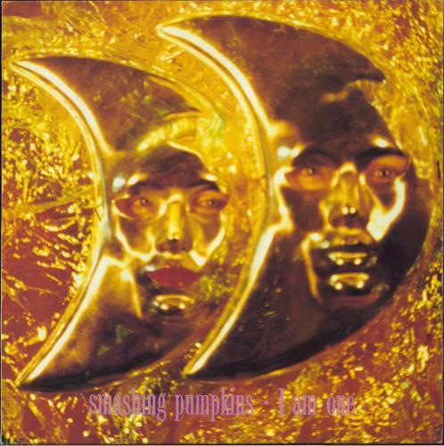 "Smashing Pumpkins I Am One - EX 12"" vinyl single (12 inch record / Maxi-single) UK SMP12IA630286"