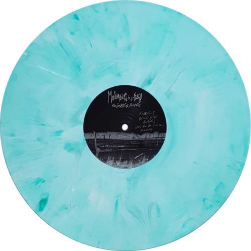 Smashing Pumpkins Monuments To An Elegy + Tea & Signed vinyl LP album (LP record) US SMPLPMO696424