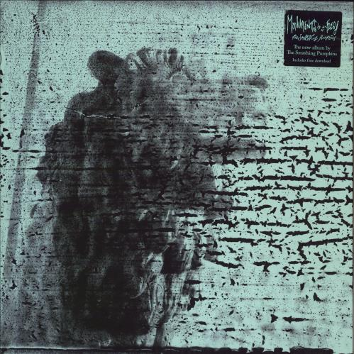 Smashing Pumpkins Monuments To An Elegy vinyl LP album (LP record) UK SMPLPMO769041