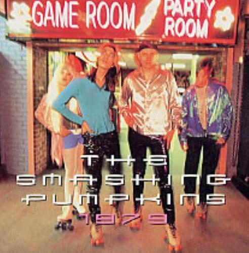 "Smashing Pumpkins Nineteen Seventy Nine CD single (CD5 / 5"") Dutch SMPC5NI241786"