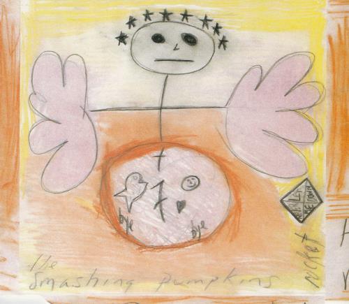 "Smashing Pumpkins Rocket CD single (CD5 / 5"") Australian SMPC5RO50304"