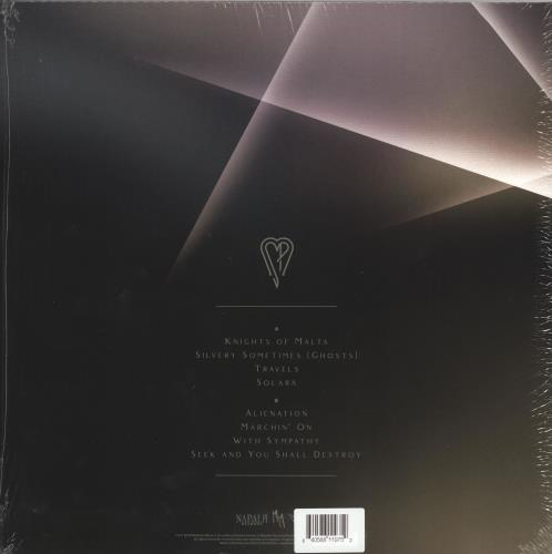 Smashing Pumpkins Shiny and Oh So Bright - Vol. 1/LP - No Past, No Future, No Sun - Silver Vinyl vinyl LP album (LP record) UK SMPLPSH715440