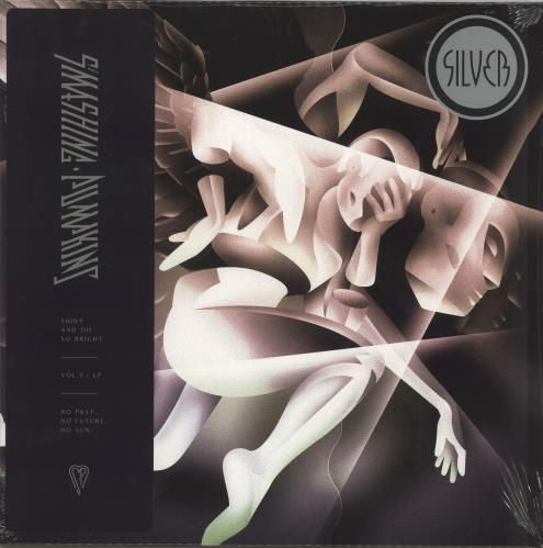 Smashing Pumpkins Shiny And Oh So Bright - Vol. 1/LP - Silver Vinyl vinyl LP album (LP record) UK SMPLPSH708427
