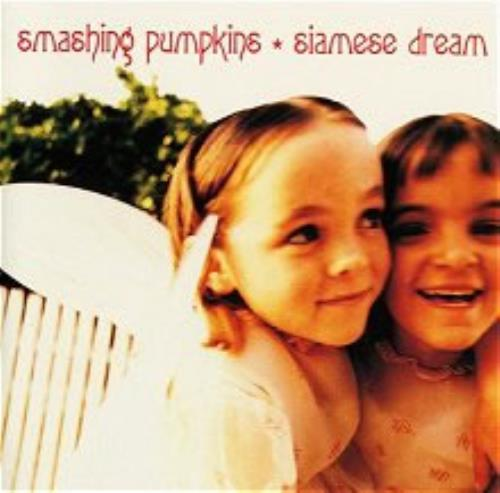 Smashing Pumpkins Siamese Dream CD album (CDLP) European SMPCDSI165298