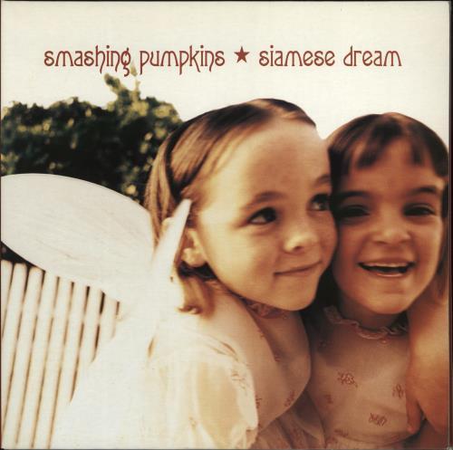 Smashing Pumpkins Siamese Dream 2-LP vinyl record set (Double Album) UK SMP2LSI97387
