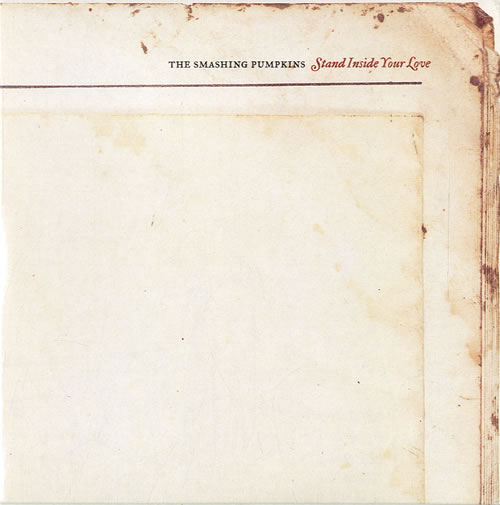 "Smashing Pumpkins Stand Inside Your Love CD single (CD5 / 5"") UK SMPC5ST150943"