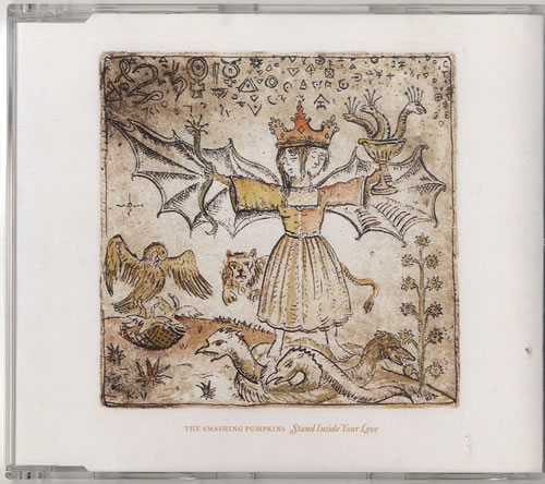 "Smashing Pumpkins Stand Inside Your Love CD single (CD5 / 5"") UK SMPC5ST152379"