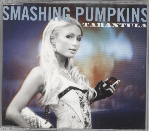 """Smashing Pumpkins Tarantula CD single (CD5 / 5"""") UK SMPC5TA405430"""