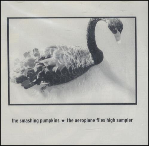 "Smashing Pumpkins The Aeroplane Flies High Sampler CD single (CD5 / 5"") US SMPC5TH97363"