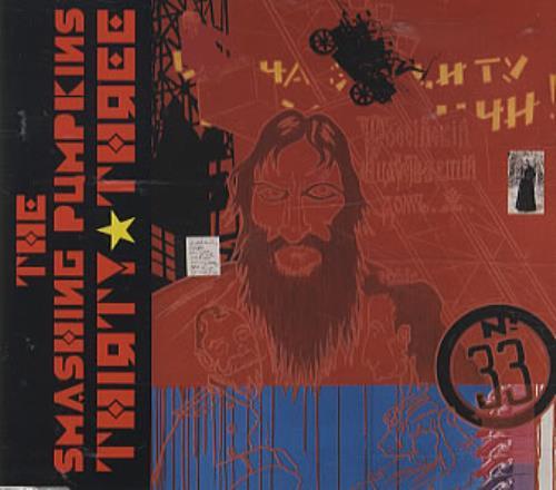 "Smashing Pumpkins Thirty Three - Part 1 CD single (CD5 / 5"") UK SMPC5TH100222"