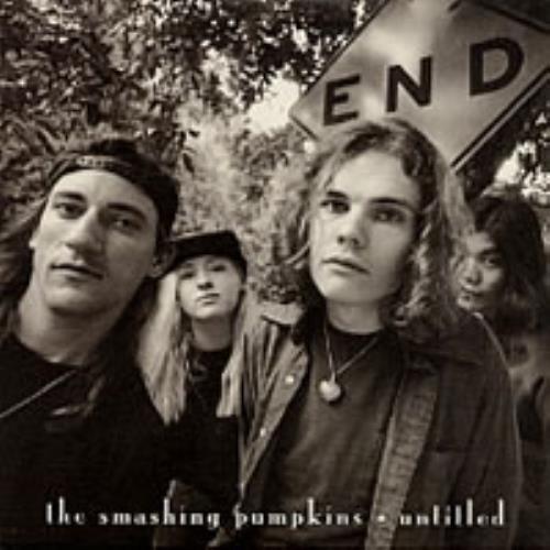 "Smashing Pumpkins Untitled CD single (CD5 / 5"") UK SMPC5UN199892"