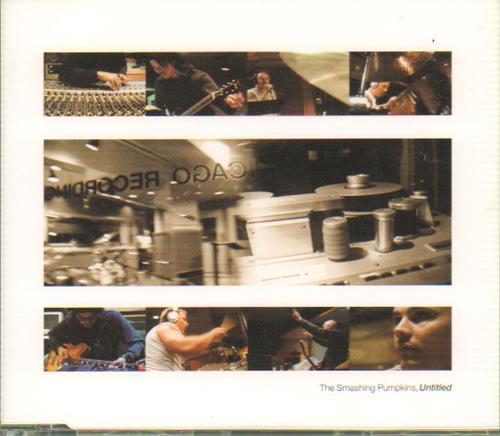 "Smashing Pumpkins Untitled CD single (CD5 / 5"") UK SMPC5UN213507"