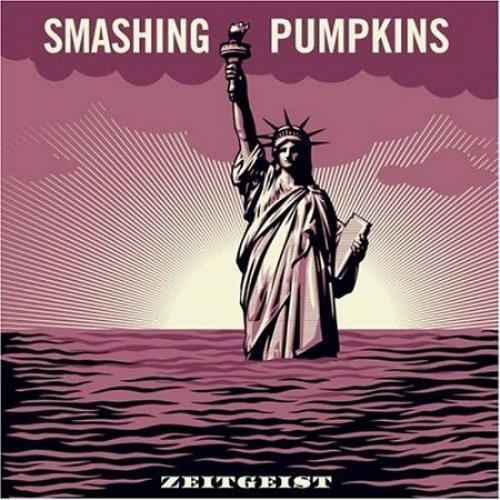 Smashing Pumpkins Zeitgeist CD album (CDLP) UK SMPCDZE408078