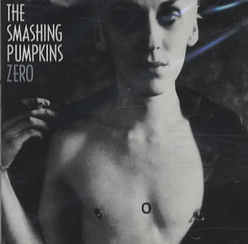 "Smashing Pumpkins Zero CD single (CD5 / 5"") UK SMPC5ZE98652"
