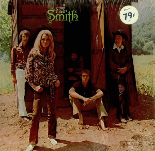 Smith A Group Called Smith Us Vinyl Lp Album Lp Record
