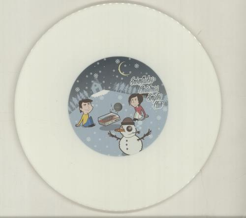 "Smoke Fairies Simple Feeling - White Vinyl 7"" vinyl single (7 inch record) UK SXQ07SI683239"